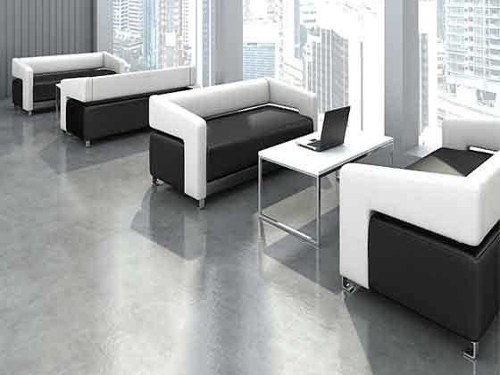 总经理办公室会客沙发-沙发厂家-品源办公沙发