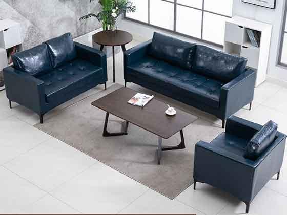写字楼大堂沙发-办公室沙发-品源办公沙发