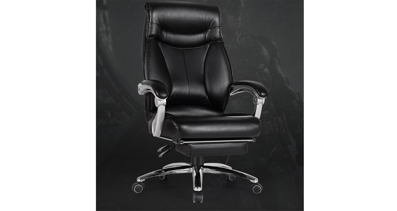 真皮班椅-品源老板椅