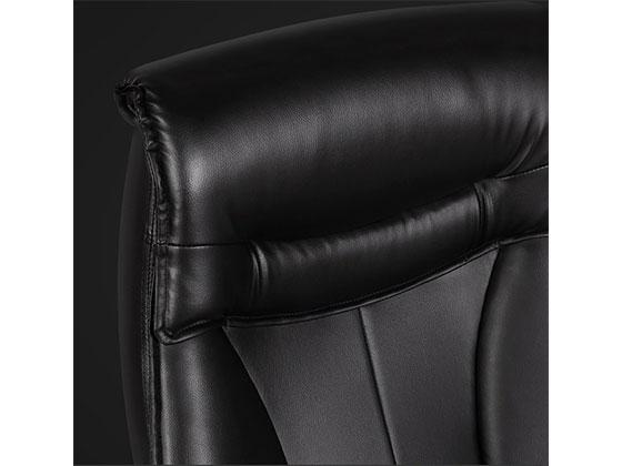 真皮透气大班椅-品源老板椅