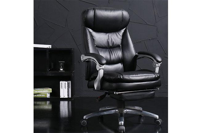 真皮老板椅_总裁椅老板椅 LBY020