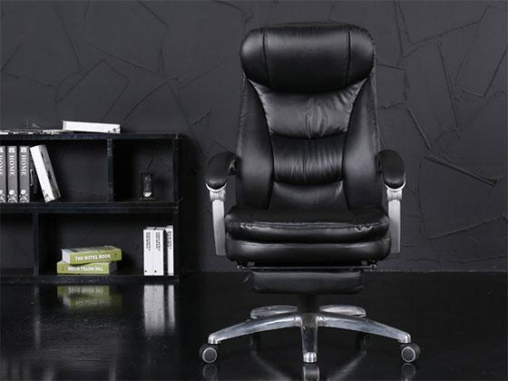真皮老板椅-品源老板椅