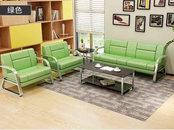图书室休闲沙发-办公室沙发-品源办公沙发
