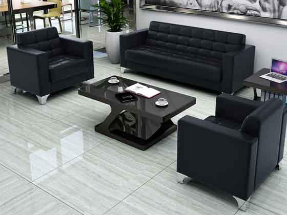 商务大堂沙发-办公沙发-品源办公沙发
