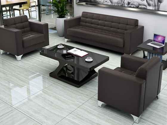 商业大厅沙发-办公室沙发-品源办公沙发