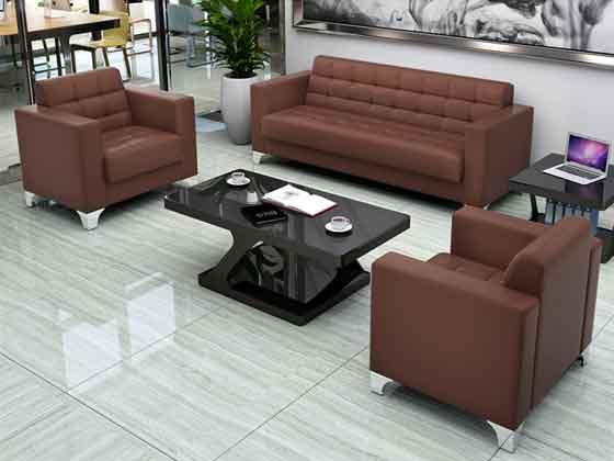 商务大堂沙发-沙发定制厂家-品源办公沙发