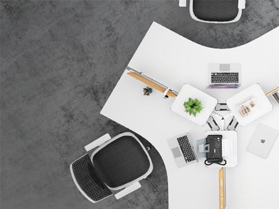 彩色办公室座椅-品源办公椅