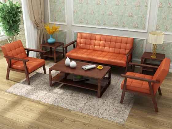 休闲沙发订做-办公沙发-品源办公沙发