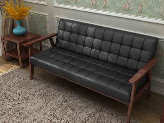 休闲沙发订做-沙发定制厂家-品源办公沙发
