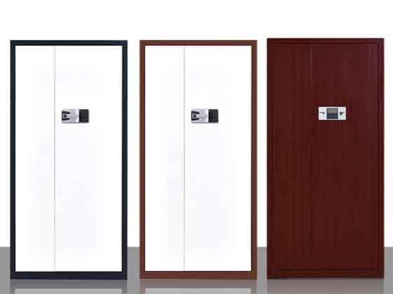 财务室带锁资料柜-定制衣柜厂家-品源文件柜