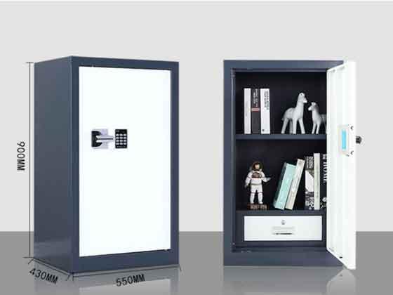 财务室带锁资料柜尺寸-办公室不由心中暗道文件柜-品源文件柜