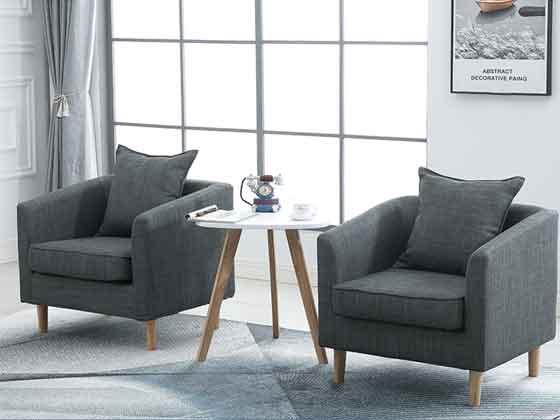 商务沙发茶几-沙发定制厂家-品源办公沙发