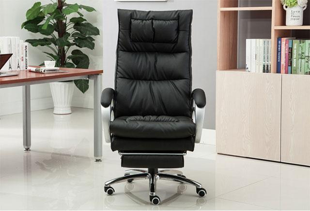 人體工學老板座椅_人體工程辦公座椅_電腦椅真皮人體工學 LBY031