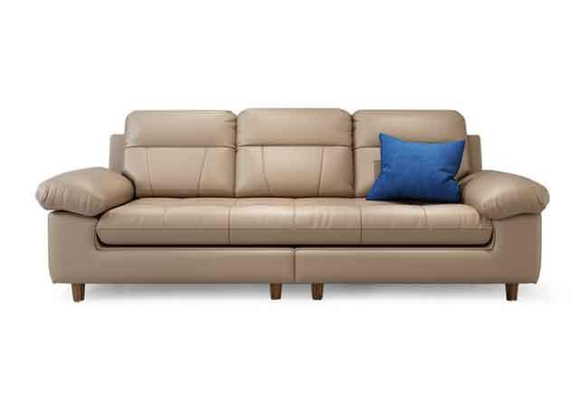 浅灰色商务沙发 上海办公家具沙发 办公室休闲沙发茶几 FPSF010