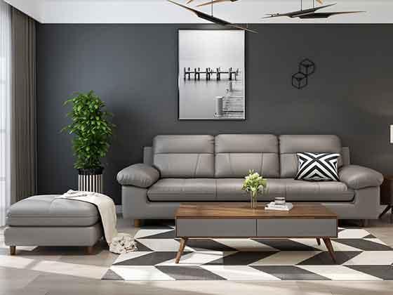 办公室休闲沙发茶几-办公室沙发-品源办公沙发