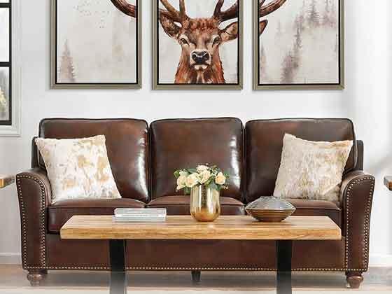 上海咖啡厅沙发办公-沙发定制厂家-品源办公沙发