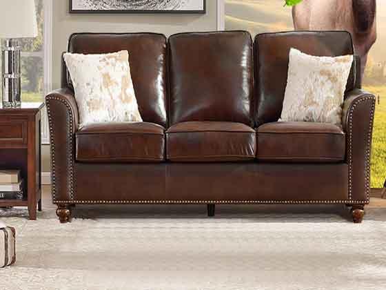咖啡色沙发-沙发厂家-品源办公沙发
