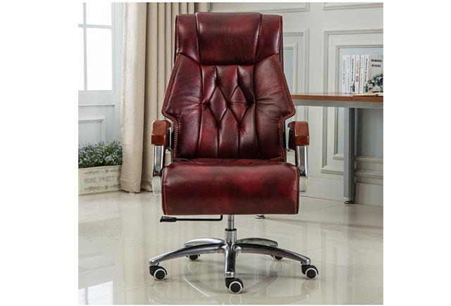 老板椅子_老板办公椅_老板办公靠椅 LBY038