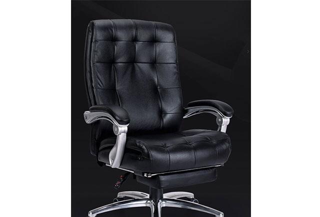 总经理座椅_总经理室椅子_总经理升降椅 LBY040
