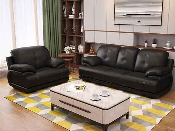 洽谈区沙发-沙发定制厂家-品源办公沙发