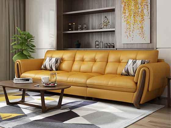 小办公室的沙发-沙发定制厂家-品源办公沙发
