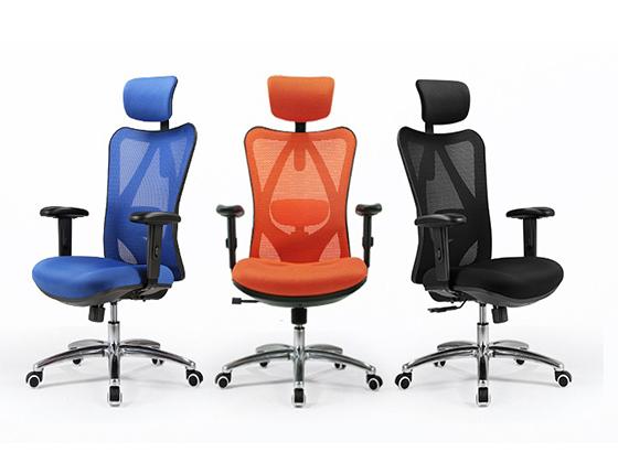 滑轮办公椅-品源办公椅
