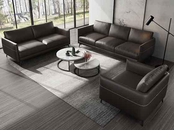 图书馆沙发-办公沙发-品源办公沙发