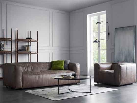 休闲洽谈沙发-沙发厂家-品源办公沙发
