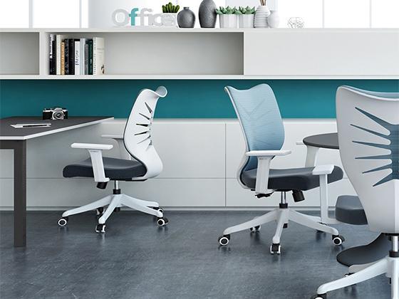 时尚工作椅-品源办公椅