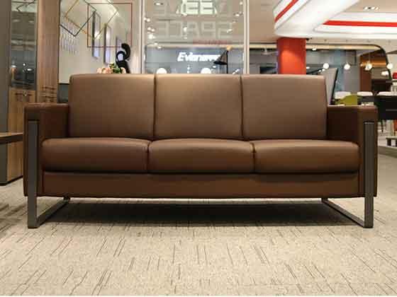 图书室软包沙发-办公室沙发-品源办公沙发