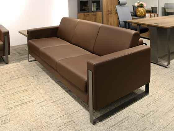 图书室沙发-沙发定制厂家-品源办公沙发