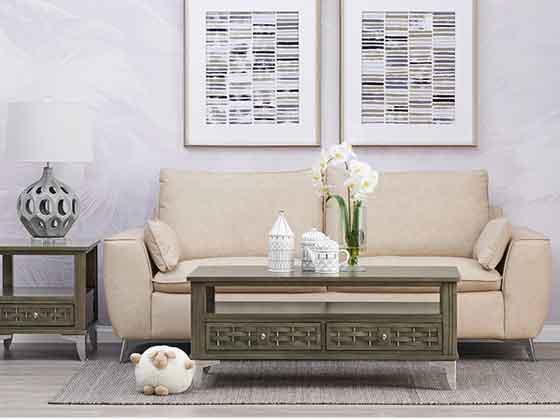 售楼处双人沙发-办公室沙发-品源办公沙发