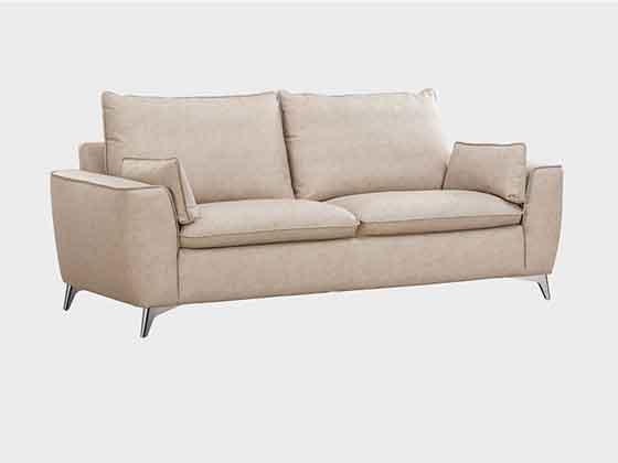 售楼处双人沙发-沙发厂家-品源办公沙发