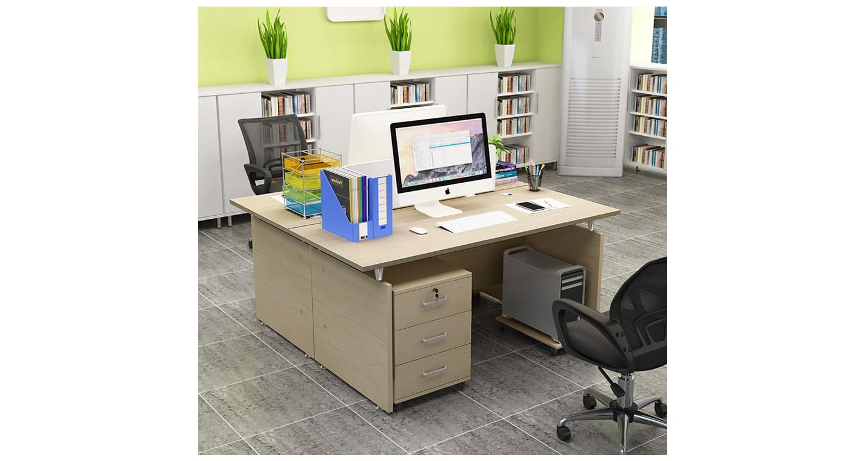 办公室桌椅现代简约-班台-品源班台