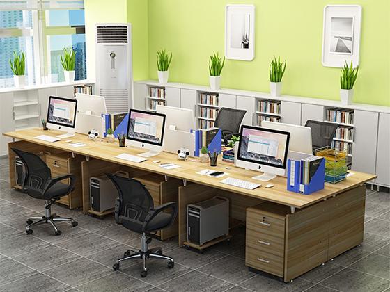 办公室桌子-班台定制-品源班台