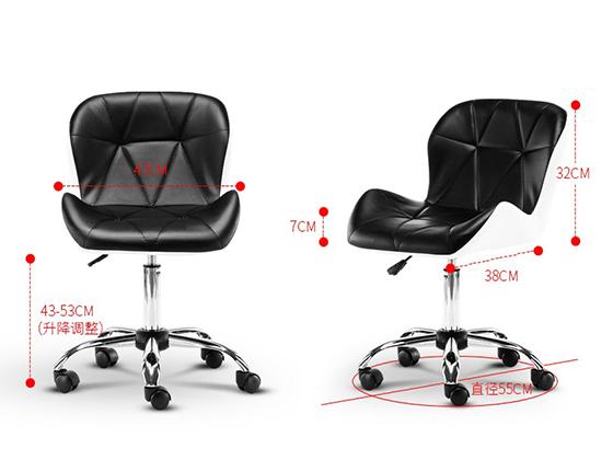 办公室座椅品牌上海尺寸-品源办公椅