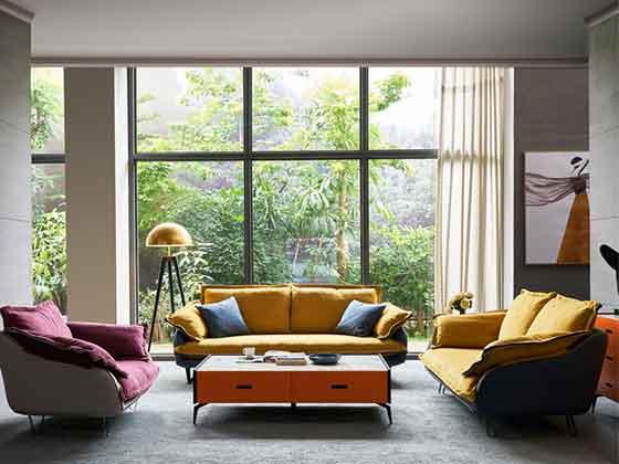 展会洽谈沙发-办公室沙发-品源办公沙发