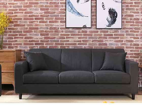 学校图书室沙发-沙发定制厂家-品源办公沙发