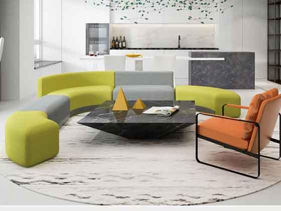 早教沙发定制-沙发定制厂家-品源办公沙发