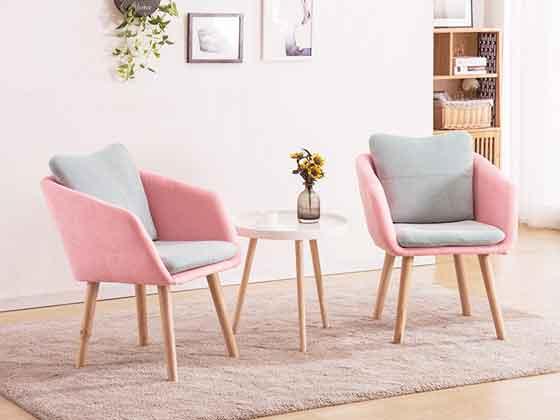 会客椅子尺寸-品源会议椅