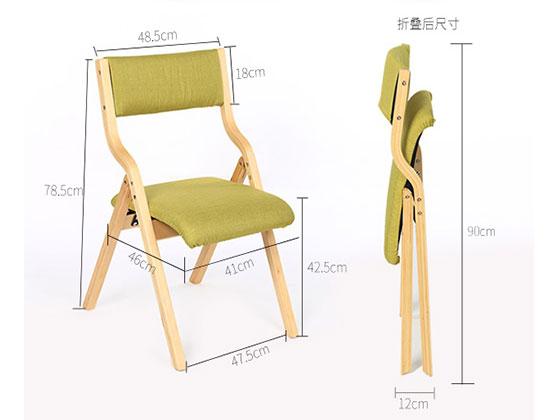 培训凳子尺寸-品源培训椅