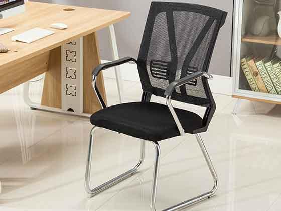钢架会议椅图片-品源会议椅