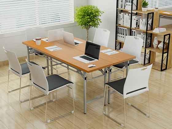 网布靠背椅-品源会议椅