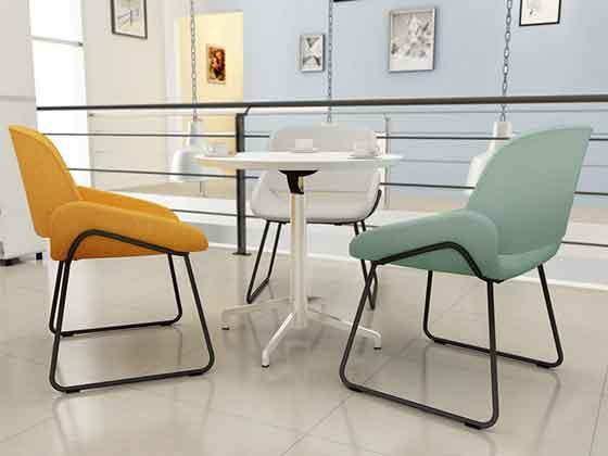 折叠会议培训椅子-品源会议椅