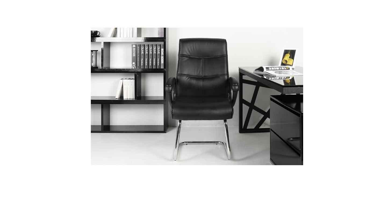 机关单位办公座椅-品源会议椅