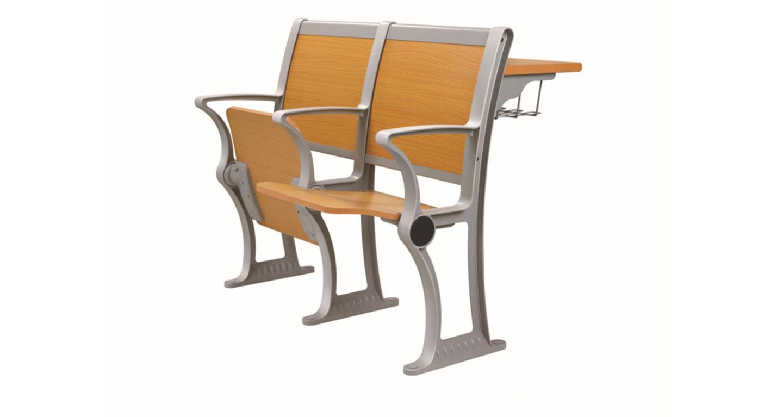 学术交流厅椅子-品源礼堂椅