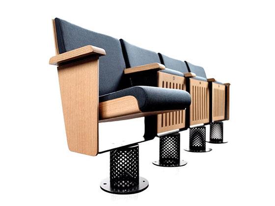 音乐厅座椅-品源礼堂椅