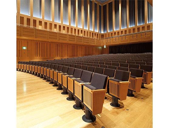 上海音乐厅椅子-品源礼堂椅