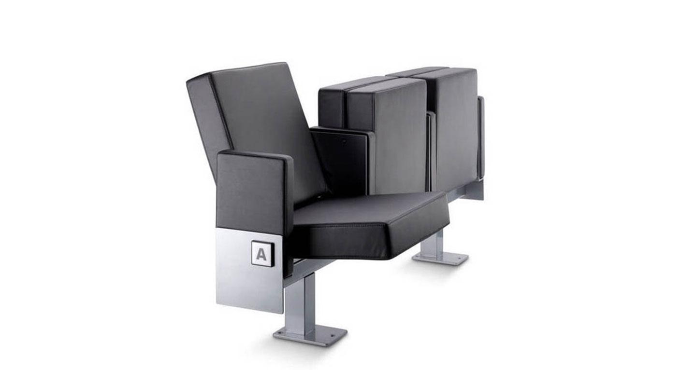 上海报告厅座椅-品源礼堂椅