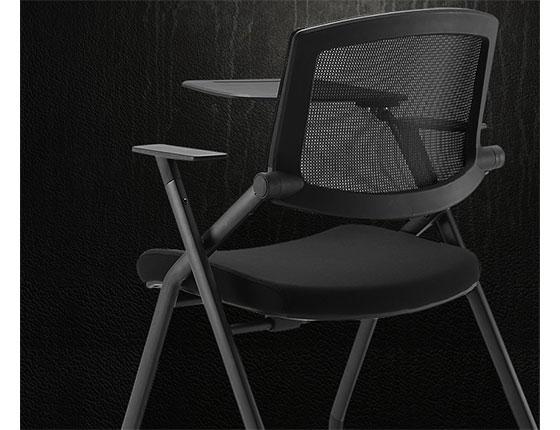 培训室椅子-品源培训椅